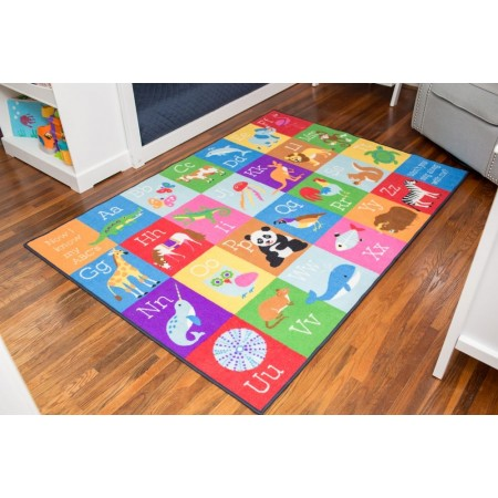 ABC Olive Kids Play Rug