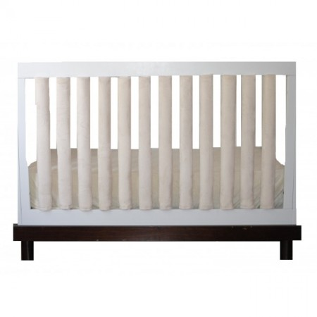 Wonder Bumper Vertical Crib Liners - Organic Cotton - 24 Pack