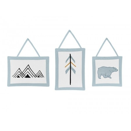 Bear Mountain Wall Hanging