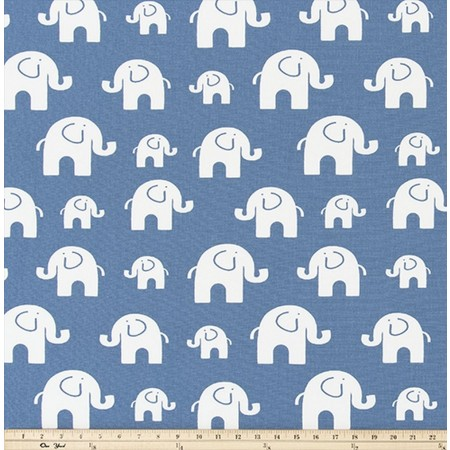 Bobo Elephant Themed Bunkbed Hugger Comforter by California Kids - Choose from 6 Colors