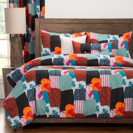 Boho Duvet Set from the Polo Gear Studio Bedding Collection