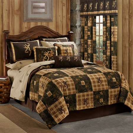 Browning Country Comforter Set
