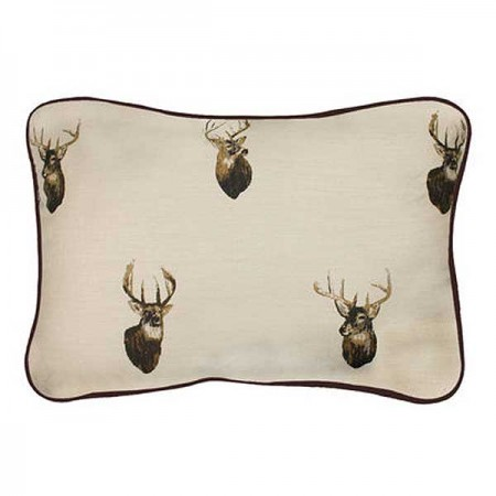Browning Whitetails Accent Pillow - Oblong