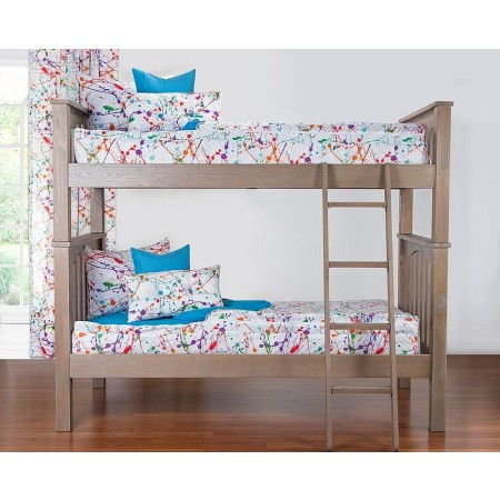 Crayola Splat Twin Size 2 Piece Bunkie Set