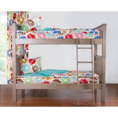 Sweet Dreams Full Size Bunkie Set - Includes 2 Pillow Shams