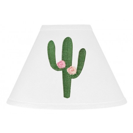 Cactus Floral Lamp Shade