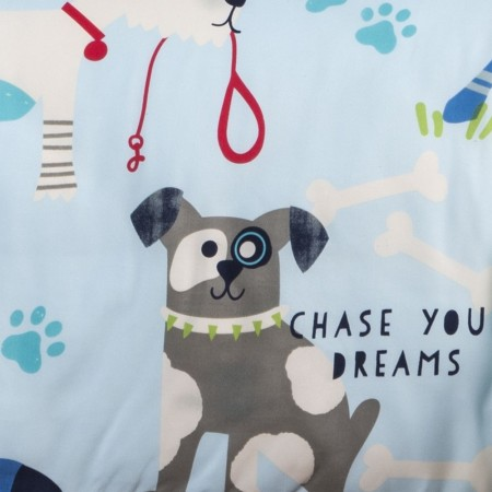 Crayola Chase Your Dreams Twin Size Bunkie - Includes Pillow Sham & Accent Pillows