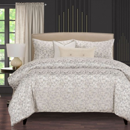 Diamond Point Comforter Set - F. Scott Fitzgerald Signature Collection