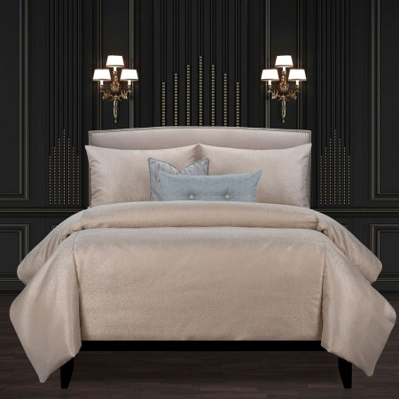 Effervescent Champagne Comforter Set - F. Scott Fitzgerald Bedding Collection