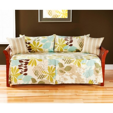 English Garden Daybed Cover Set