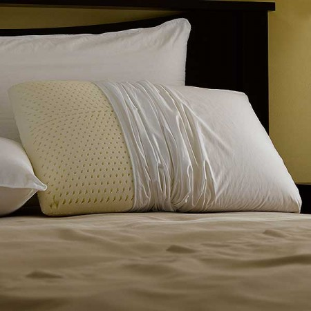 Restful Nights Even Form Latex Pillow - Queen Size **