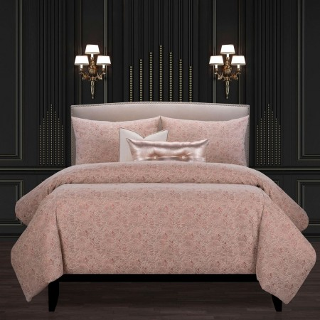Garden Party Rose Comforter Set - F. Scott Fitzgerald Primo Collection