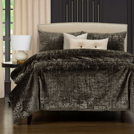 High Society Brunette Comforter Set - F. Scott Fitzgerald Signature Collection