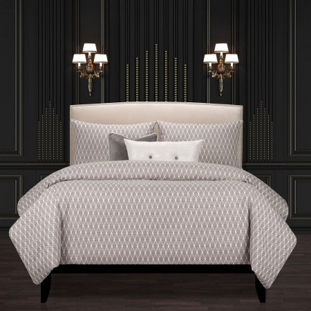 L' Opera Noir Comforter Set - F. Scott Fitzgerald Signature Collection