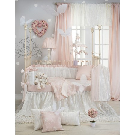 Lil Princess 3 Piece Crib Set - Sweet Potato