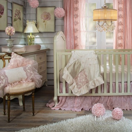 Lilah 3 Piece Crib Set