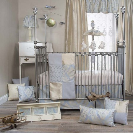 Little Prince 3 Piece Crib Bedding