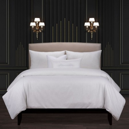 Lumiere Frost Comforter Set - F. Scott Fitzgerald Signature Collection