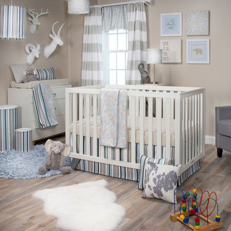 Luna 3 Piece Crib Set