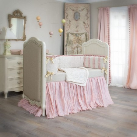 Maddie 3 Piece Crib Set