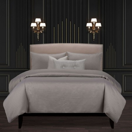 Lumiere Truffle Comforter Set - F. Scott Fitzgerald Signature Collection