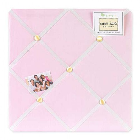 Ballerina Fabric Memo Board