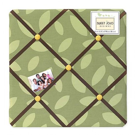 Jungle Time Fabric Memo Board
