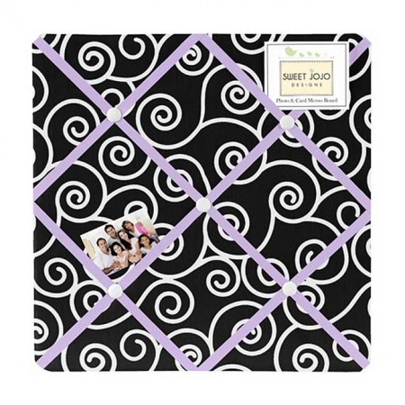 Kaylee Fabric Memo Board