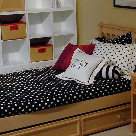 Metro Bunkbed Comforter by California Kids