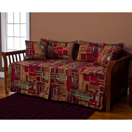 Mission Statement Daybed Cover Set