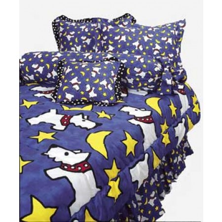 Moon Doggie Comforter by California Kids