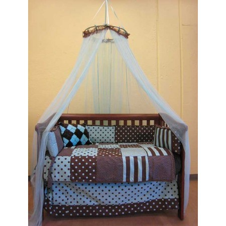 Max Crib Bedding Set by California Kids