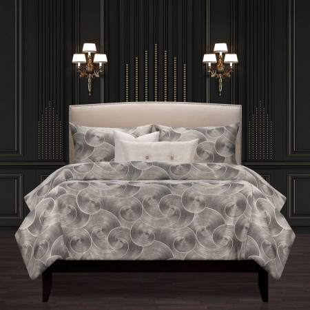Ocean Crossing Noir Comforter Set - F. Scott Fitzgerald Primo Collection