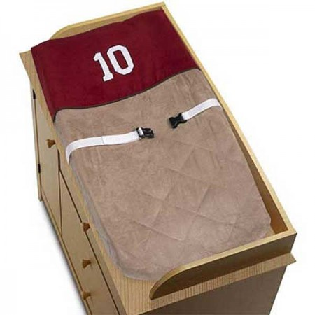 All Star Sports Changing Pad Cover