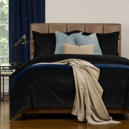 Duvet Cover Set from the Mixology Collection - Full Size - Night