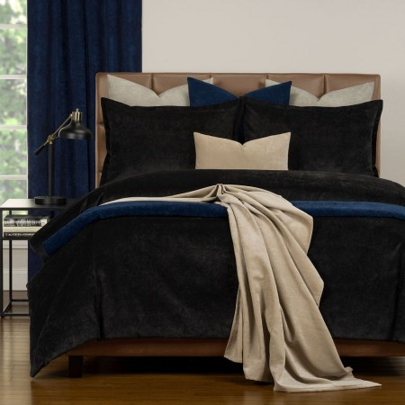 Duvet Cover Set from the Mixology Collection - Twin Size - Night