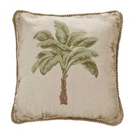 Palm Grove Euro Pillow