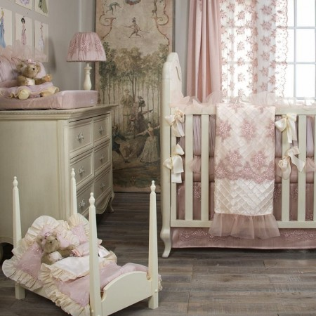 Remember My Love 3 Piece Crib Set