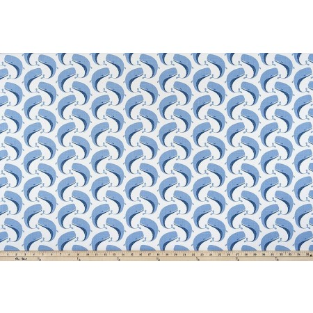 Sea King Standard Pillow Shams by California Kids