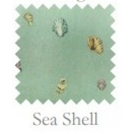 Seashell Print Bunk Bed Comforter by Mayfield