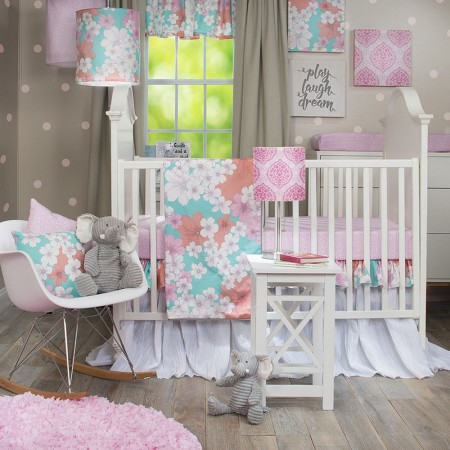 Stella 3 Piece Crib Set