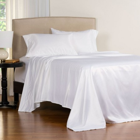 F Scott Fitzgerald Satin Sheet Sets