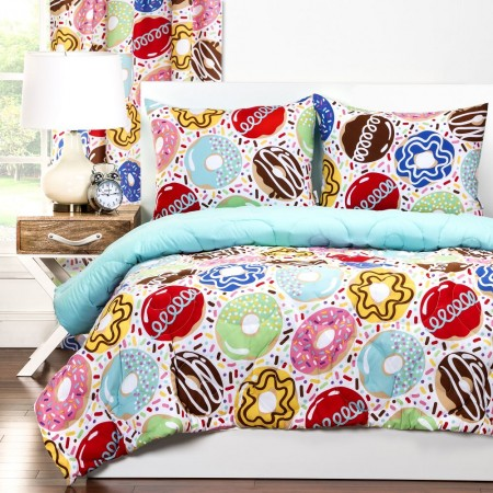 Crayola Sweet Dreams Comforter Set - Full Size