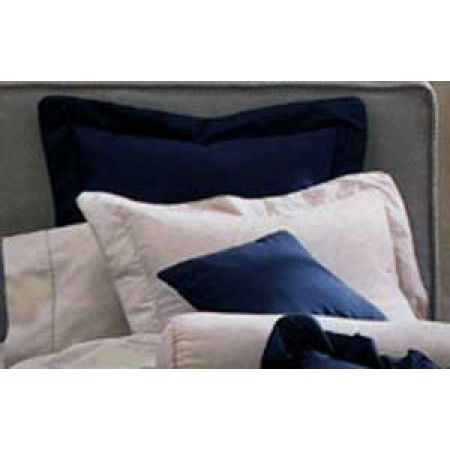 300 Thread Count 100% Cotton Standard Size Pillow Shams - Select from 6 Colors