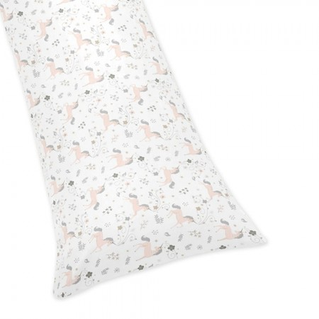 Unicorn Body Pillow Cover