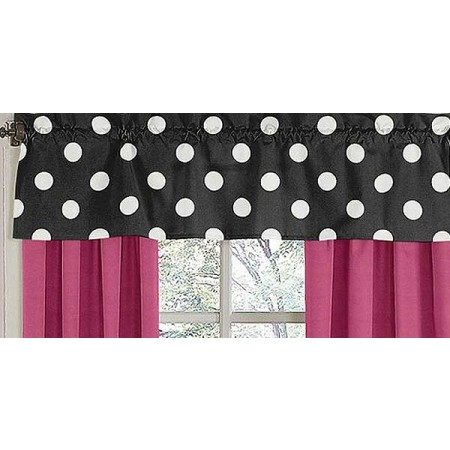 Hot Dot Valance