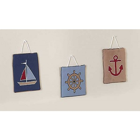 Nautical Nights Wall Hanging