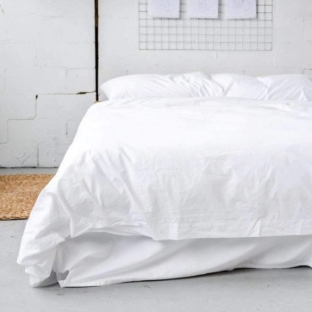 100% Cotton Sateen Sheet Set, 400 Thread Count - by Boston Co