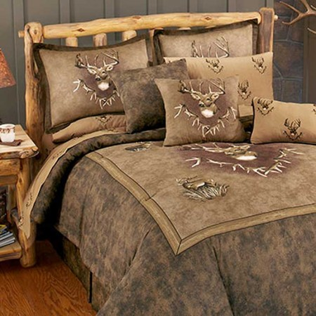Whitetail Ridge Comforter Set - Twin Size