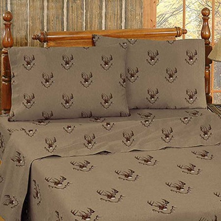 Whitetail Ridge Sheet Set - King Size